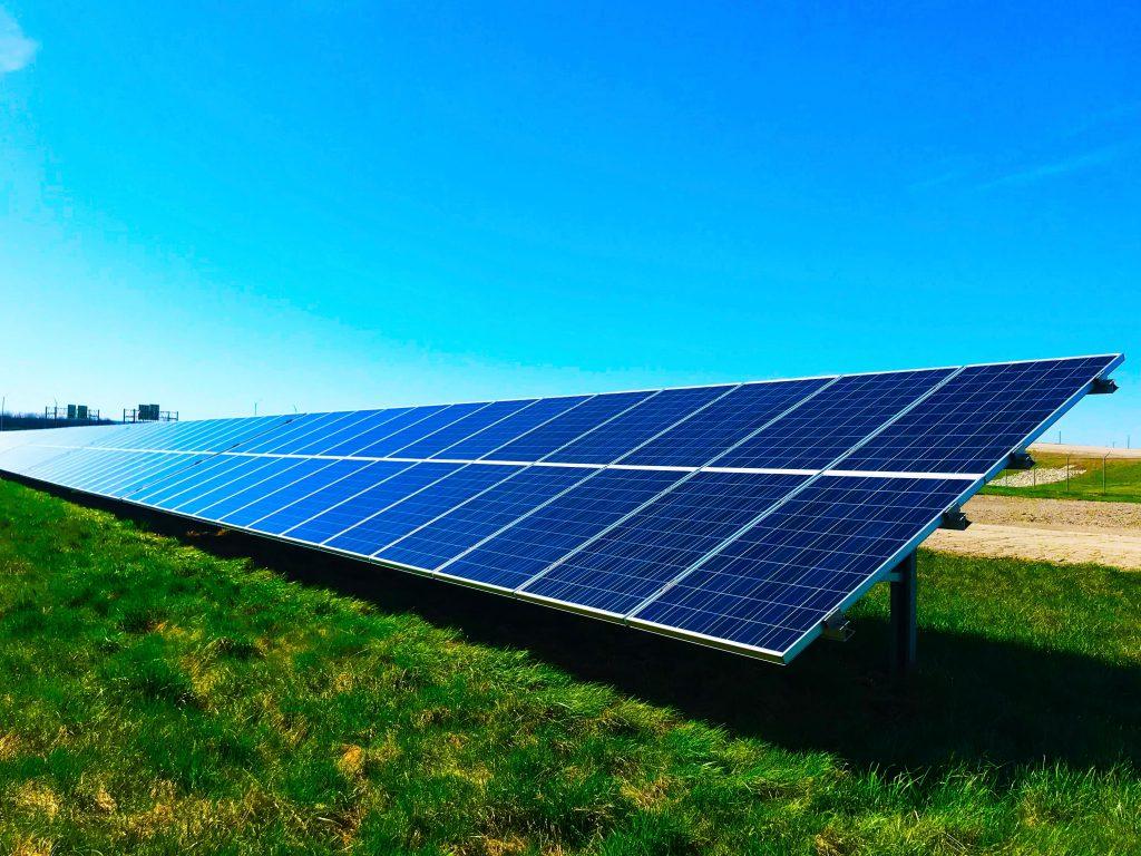 Revolutionierung der Lichtnutzung für die Entwicklung der Solarenergie